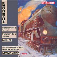 HONEGGER: Sinfonie NN. 1 & 2