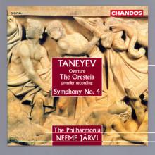 Taneyev: Sinfonia N. 4
