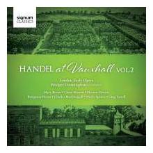Handel A Vauxhall - Vol.2