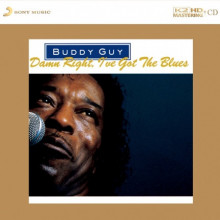 BUDDY GUY: Damn Right - I've got the Blues