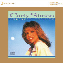 CARLY SIMON: Greates Hits Live