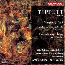 TIPPETT: Sinfonia N. 4