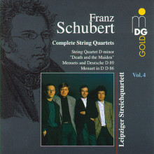Schubert: Quartetti Per Archi Vol.4