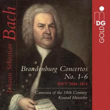 Bach: Concerti Branderburghesi Nn.1 - 6