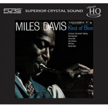 Miles Davis: Kind Of Blue (uhq)