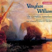 Vaughan Williams: Integrale Delle Sinfon