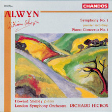 ALWYN: Sinfonia N. 1