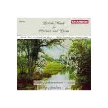 AA.VV.: Musica inglese per clarinetto e