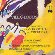 VILLA - LOBOS: Concerti per cello