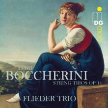 BOCCHERINI: Trii per archi op. 14