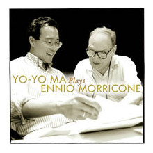 YO - YO MA Plays Morricone