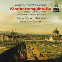 MOZART: Quintetti per clarinetto