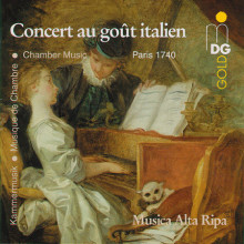 Aa.vv.: Concert Au Gout Italien