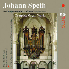 Speth: Complete Organ Works (ars Magn