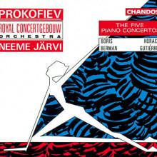 PROKOFIEV: Concerti per piano NN.1 & 5