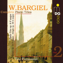 Bargiel: Piano Trios Vol. 2