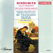 HINDEMITH: Concerto per violoncello