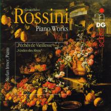ROSSINI: Opere per piano Vol.1