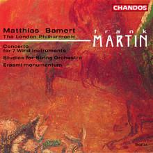 MARTIN: Concerto per 7 fiati