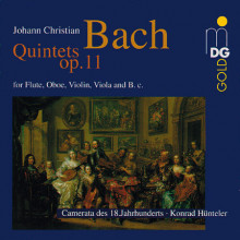 Bach J.c.: 6 Quintetti Op.11