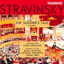 Stravinsky: La Storia Del Soldato