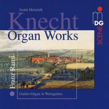 KNECHT: Opere per organo