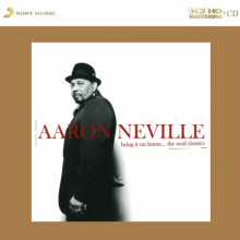 AARON NEVILLE: Bring it on home..the soul...