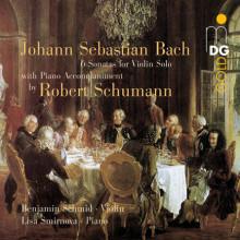 Bach - Schumann: Solosonaten