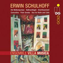 SCHULLHOFF: Musica da camera