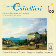 Cartellieri: Concerti X Clarinetto Vol.1