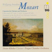 Mozart: Concerti Per Clarinetto