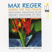 REGER: Opere per 2 pianoforti