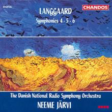 LANGGAARD: Sinfonie NN. 4 - 5 & 6