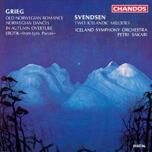 Grieg - Svendsen: Danze E Melodie