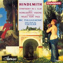 HINDEMITH: Sinfonia in Mi