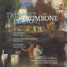 AA.VV.:Musica per trombone - tromba - piano