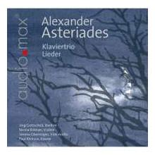 Asteriades A.:opere Da Camera E Lieder