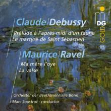 Debussy - Ravel: Opere Orchestrali