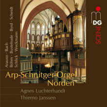 AA.VV.: Arp - Schnitger - Orgel Norden