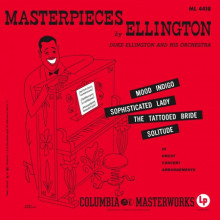 DUKE ELLINGTON:  Masterpiece by Ellington