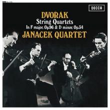 DVORAK: Quartetti per archi Op.96 & 34