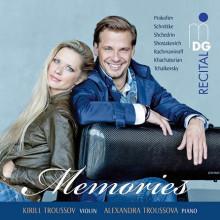 AA.VV.: Memories - opere per violino e pf