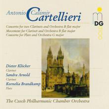 CARTELLIERI: Concerti per clarinetto