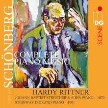 SCHOENBERG: Complete Piano Musi