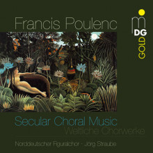 Poulenc: Secular Choral Music