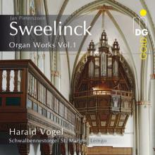 SWEELINCK - JAN PIETERSZOON: Organ Works