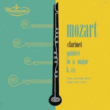 MOZART: Quintetto per clarinetto