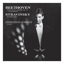 BEETHOVEN - STRAVINSKY: Sonate per piano