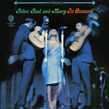 PETER - PAUL & MARY: In concert