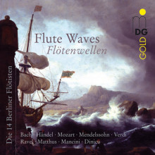 Aa.vv.: Flute Waves